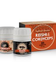 Reishi&Cordyceps – supliment alimentar