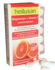 Magneziu + Vitamina C