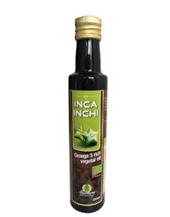 0 Ulei vegetal INCA INCHI bogat in Omega 3 – 100% pur